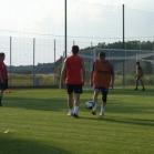 pierwszy trening 2010