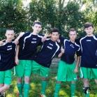 LTT - sezon 2015-2016  Henrykowianka - Orzeł Mąkolno  (12.09.2015r)