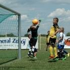 Powiatowy Turniej Piłki Nożnej w Gorzanowie pod patronatem Starosty Kłodzkiego