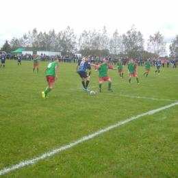09.10.2016: Zieloni Zalesie - Zawisza 0:2 (klasa B)