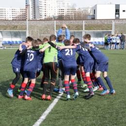 D1G1 Wygrany mecz z Cisową Gdynia 8:0