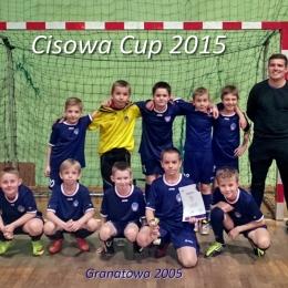 CISOWA CUP 2015 rocznik 2005, gr. Granatowa