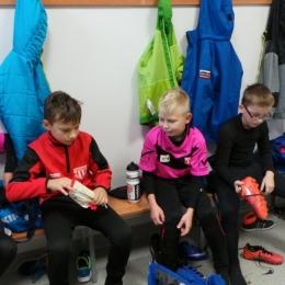 VIII kolejka ligi młodzika 30.10.2016