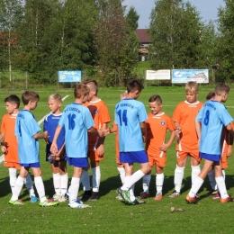 Mecz ligowy z OKS Sobniow