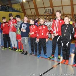Turniej o Puchar AP21 Trzebinia
