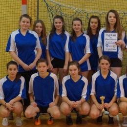 Turniej dziewcząt w Czarnej.