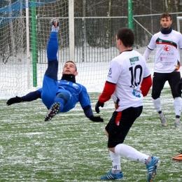 Sparing: MKS Kluczbork - GKS Tychy 1:0, 16 stycznia 2016