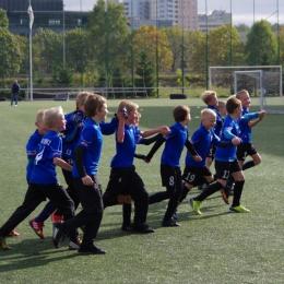 28.09.2014 Kolejny wygrany turniej E2G13 Autor Tomasz Makowski
