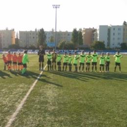 II kolejka ligi młodzika - 18.09.2016