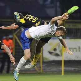 GKS Katowice - MKS Kluczbork 5:1, 22 sierpnia 2015