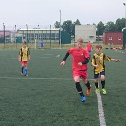 Turniej piłki nożnej z okazji dnia dziecka