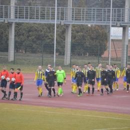 IV liga, XIX kolejka: Łubniany.