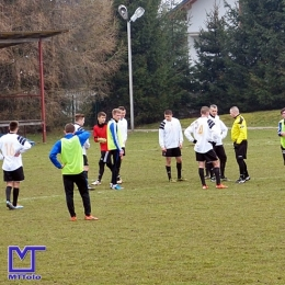 Sparing PIAST Tuczempy -  MOTOR Grochowce 1-1(0-1) [2016-03-05]