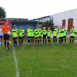 III kolejka ligi młodzika - 24.09.2016