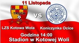 Zapowiedź 14. kolejki klasy A 2016/2017, grupa: Stalowa Wola II