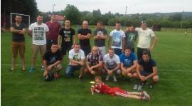 Orion na 2-gim miejscu w turnieju w Nowosielcach..