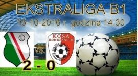 Legia -Kosa 2:0 (0:0)