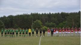 SPS EKO Różanka : Vitrum Wola Uhruska - sparing nr 3