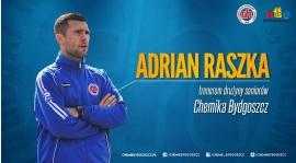 Adrian Raszka nowym trenerem zespołu