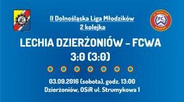 II Dolnośląska Liga Młodzików - 2 kolejka (03.09.2016)
