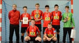 3 miejsce młodej Sparty w turnieju o Puchar Firmy Caffaro
