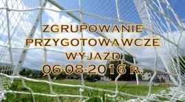 Wyjazd na obóz. 06-08-16 zbiórka g.13.00 na KOSIE