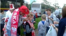 Relacja z wyjazdu na mecz reprezentacji Polski z Holandią.