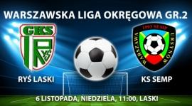 Mecz z Rysiem Laski