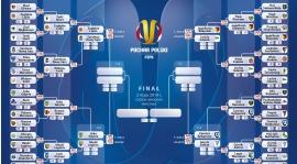 Wyniki 1/16 Pucharu Polski