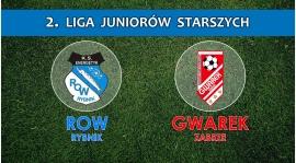 2LJS | ROW Rybnik - GWAREK Zabrze 5-0