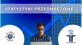 Statystyki przed meczem wyjazdowym z LKS Jedność Rogoźna