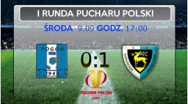 Żegnamy się z Pucharem Polski  z Honorem!