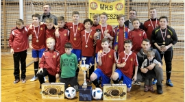 Młodzicy: Puchar zostaje w Trzemesznie