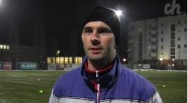 Adrian Raszka: Klub mi zaufał, więc podjąłem wyzwanie [WIDEO]