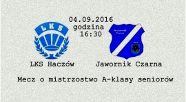 LKS Haczów - Jawornik Czarna