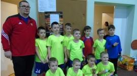 7 miejsce Żaków w turnieju Jezioraka Żnin