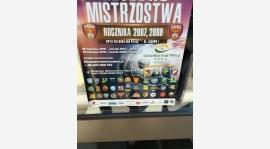 Klubowe Mistrzostwa Polski rocznika 2008!