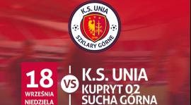 Mecz o mistrzostwo klasy B Unia Szklary Górne - Kupryt 02 Sucha Górna