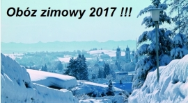 UWAGA UWAGA !!! OBÓZ Zimowy !!!