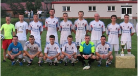 LKS Grom Różaniec zdobywcą Pucharu Starosty Biłgorajskiego