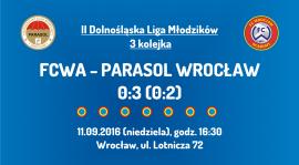 II Dolnośląska Liga Młodzików - 3 kolejka (11.09.2016)