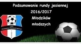 Podsumowanie Młodzików młodszych - jesień 2016/2017