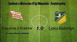 Niezasłużona porażka w Krakowie