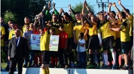 Finał Pucharu Wójta dla Trześni!