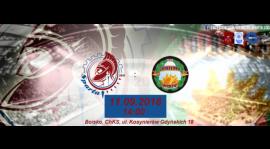Zapowiedź 3. kolejki: Sparta Łódź - LKS Jutrzenka Bychlew