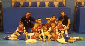 II miejsce Orlików Młodszych (2007) w Stal Poniatowa Cup!