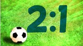 FC Płochocin  -  KS Ogień Brwinów 2-1 (2-0)