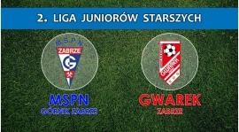 2LJS | MSPN Górnik Zabrze - GWAREK Zabrze 4-0