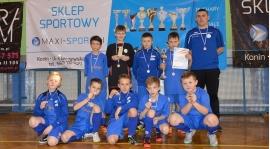 Warta Rumin w turnieju Górnik Cup 2016