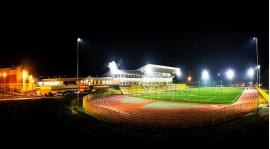 Obóz piłkarski Błonianki - zima 2017